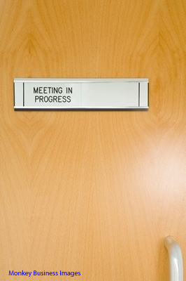Nonprofit Executives and Board Members: Executive Session Guidelines