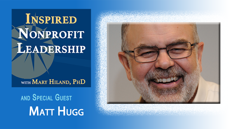 Episode 056: Don't leave your nonprofit career to chance