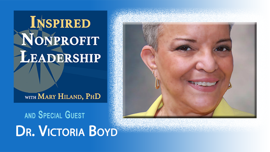 Episode 064: The role of education for nonprofit leaders and sustainability